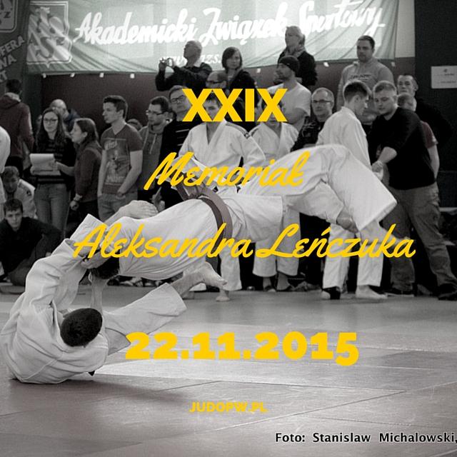 XXIX Memoriał Aleksandra LEńczuka